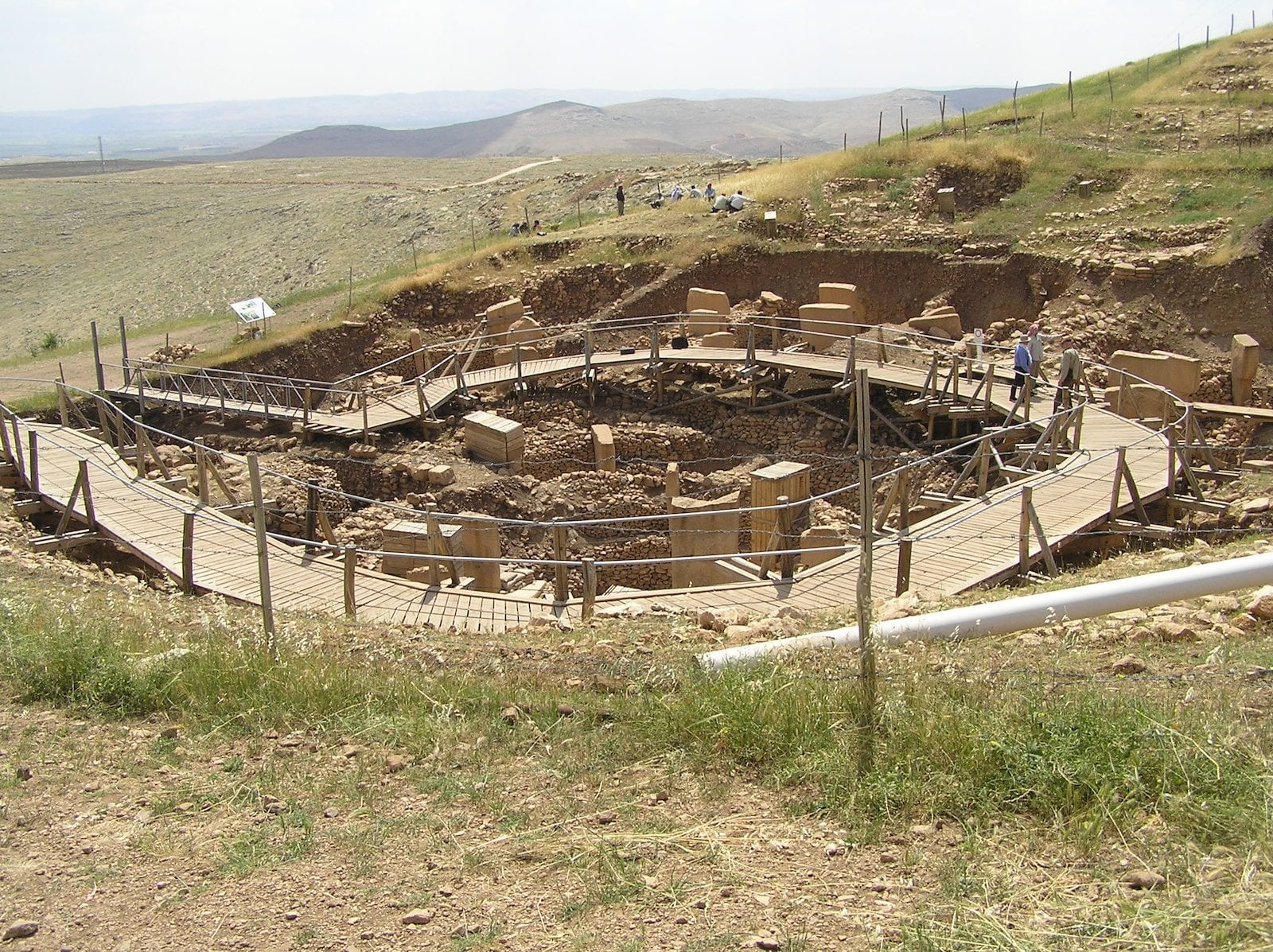 Göbekli Temple, Turkey