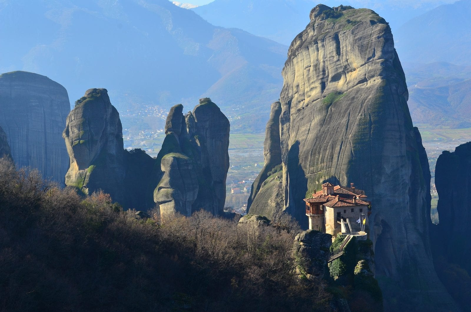 Metéora Monasteries, Greece