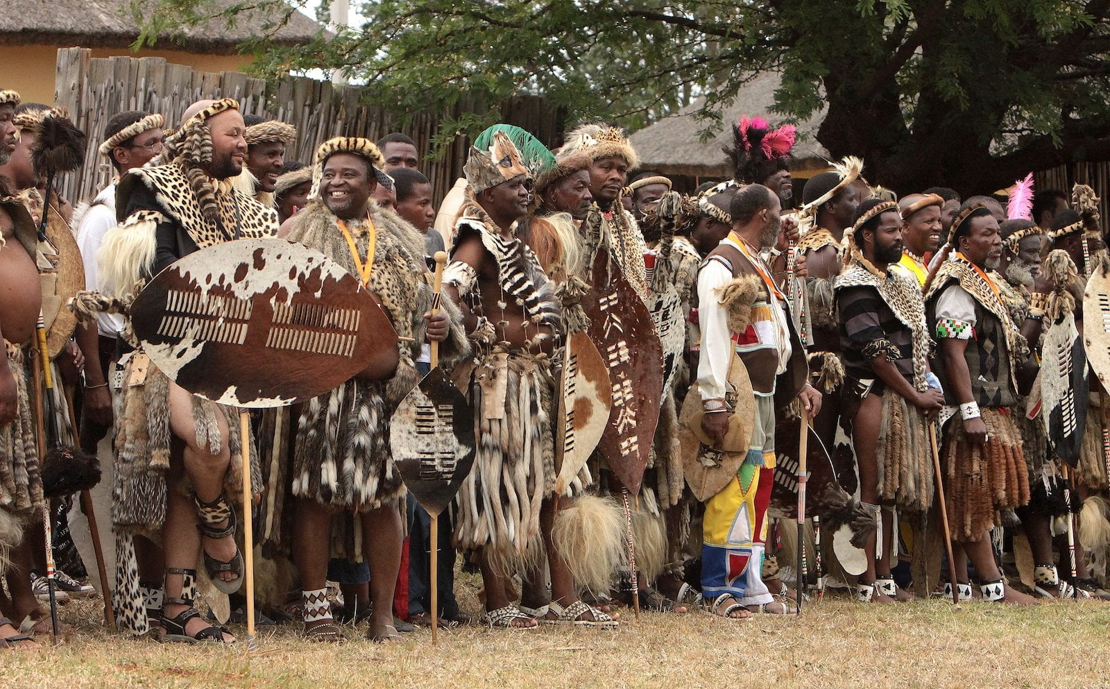 Zulu Reed Dance Ceremony, South Africa
