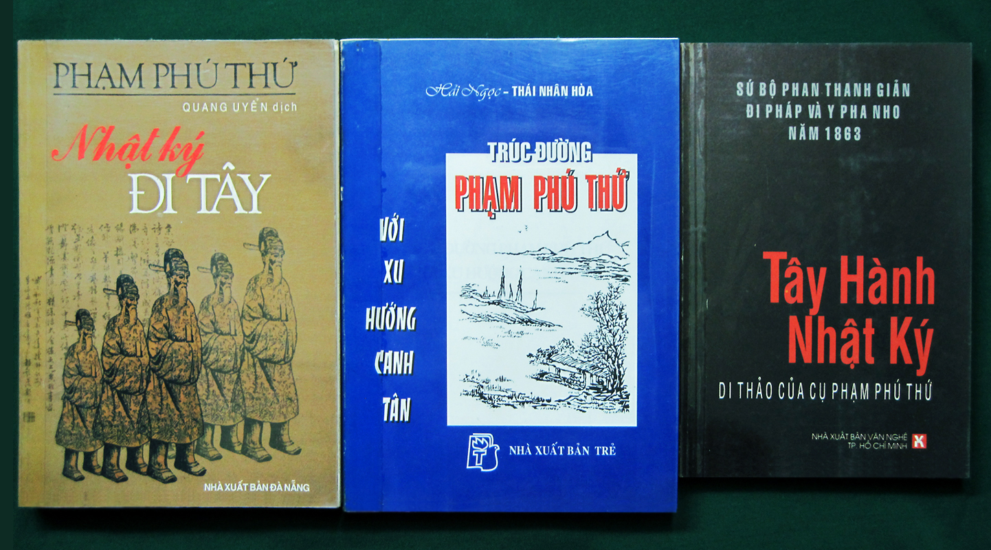 The books of Vietnam