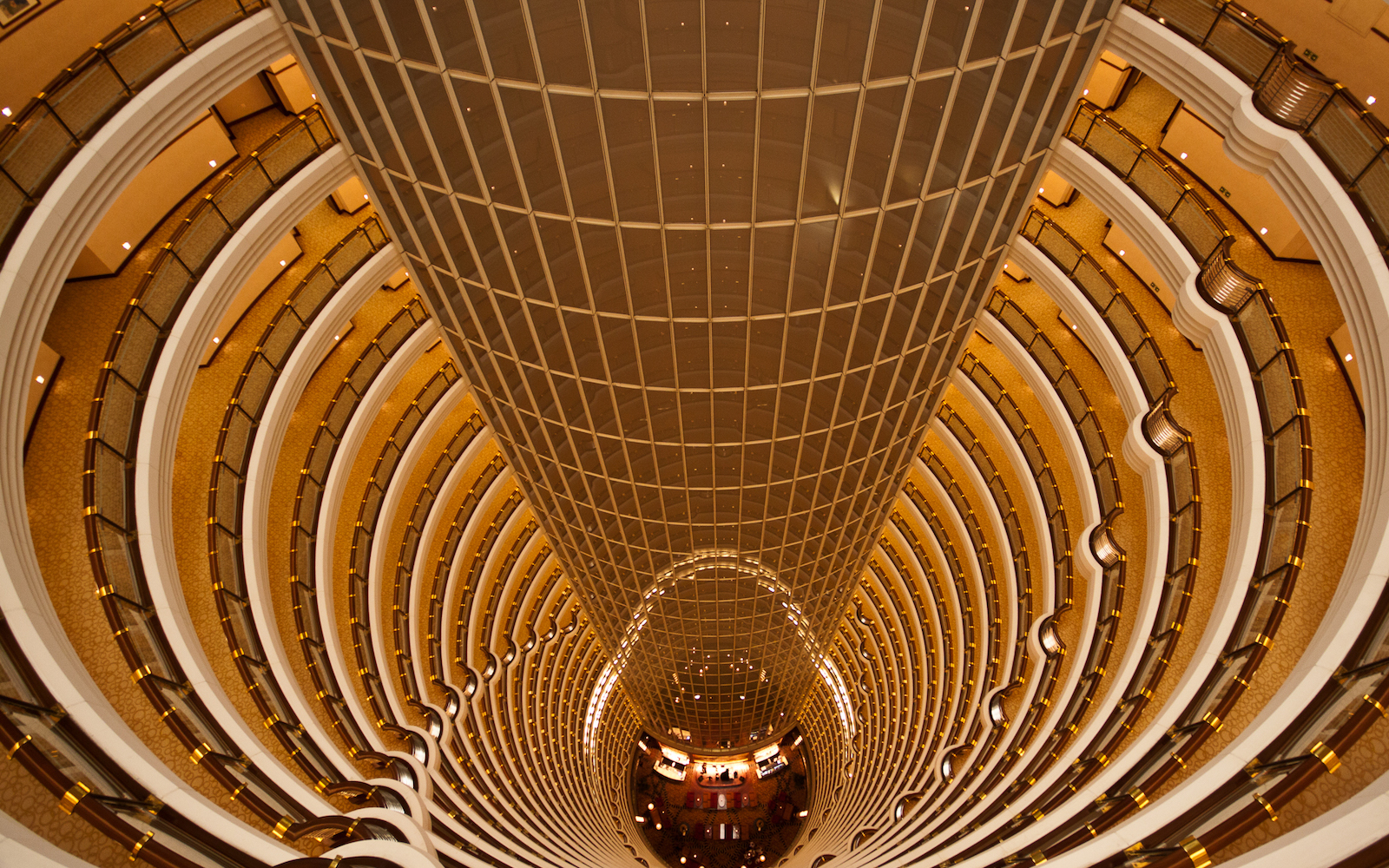 Grand Hyatt Hotel Shanghai, China