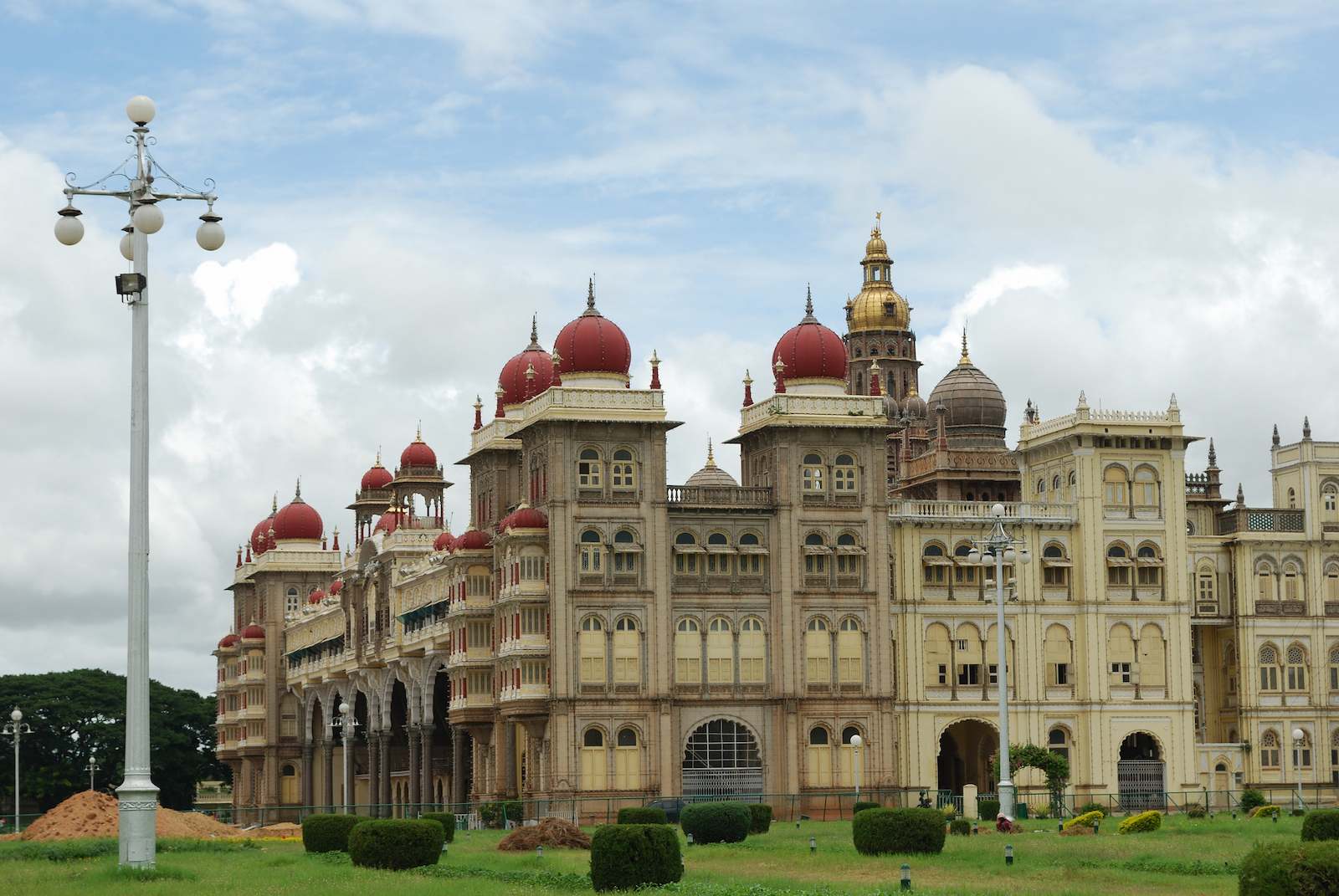 Maharaja's Palace in India