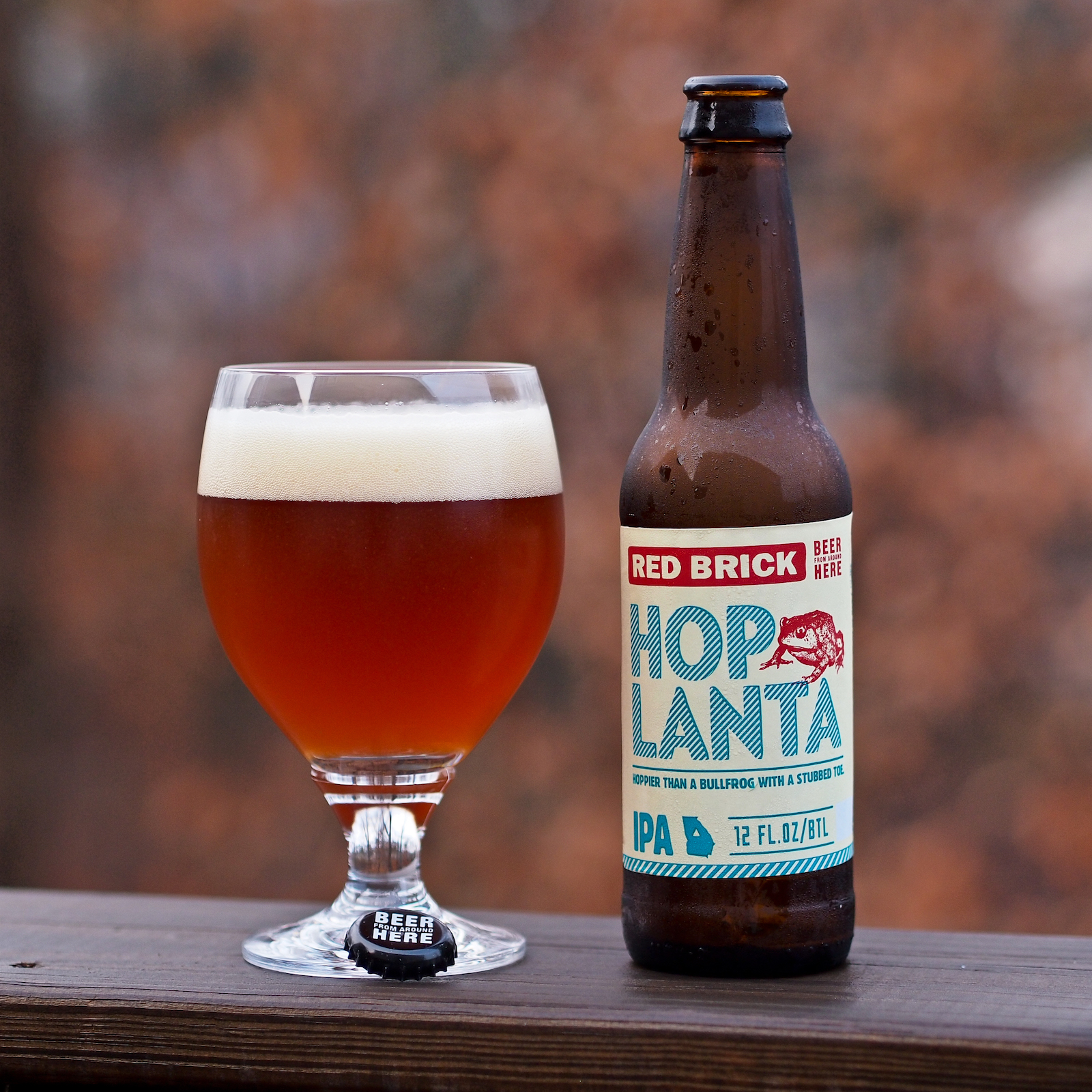 Red Brick Hop Lanta IPA, india