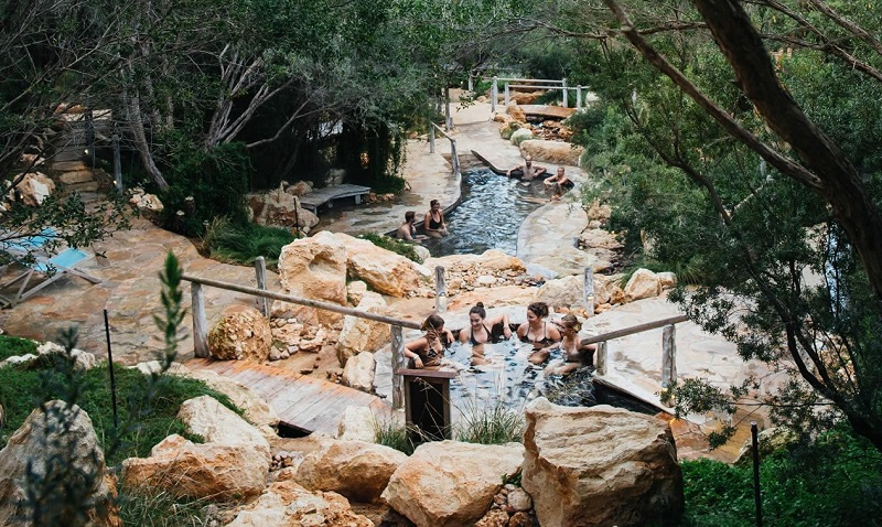 Hot Springs in Victoria