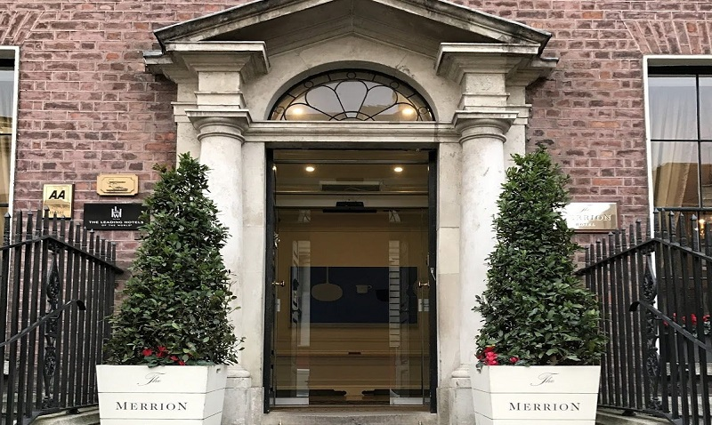 The Merrion Hotel in Dublin