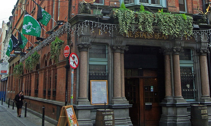 The Stags Head - Dublin