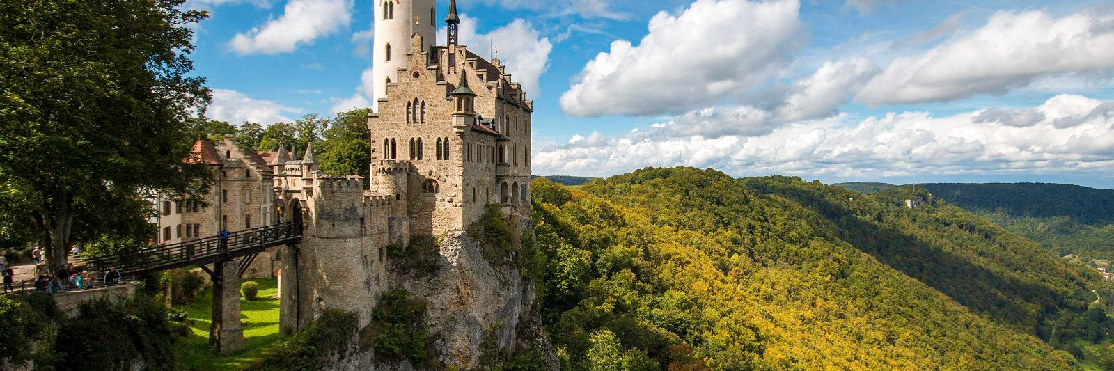 Best Europe Vacation Destinations Liechtenstein Castle