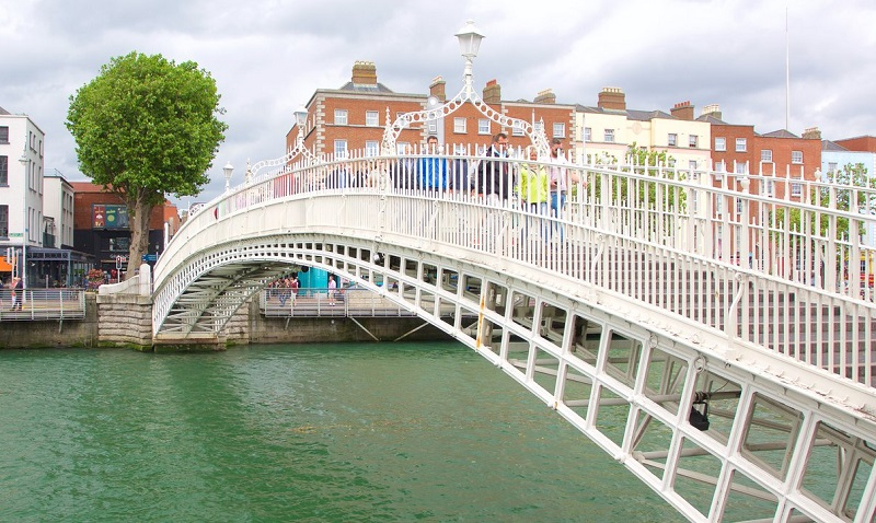 ha penny bridge ireland
