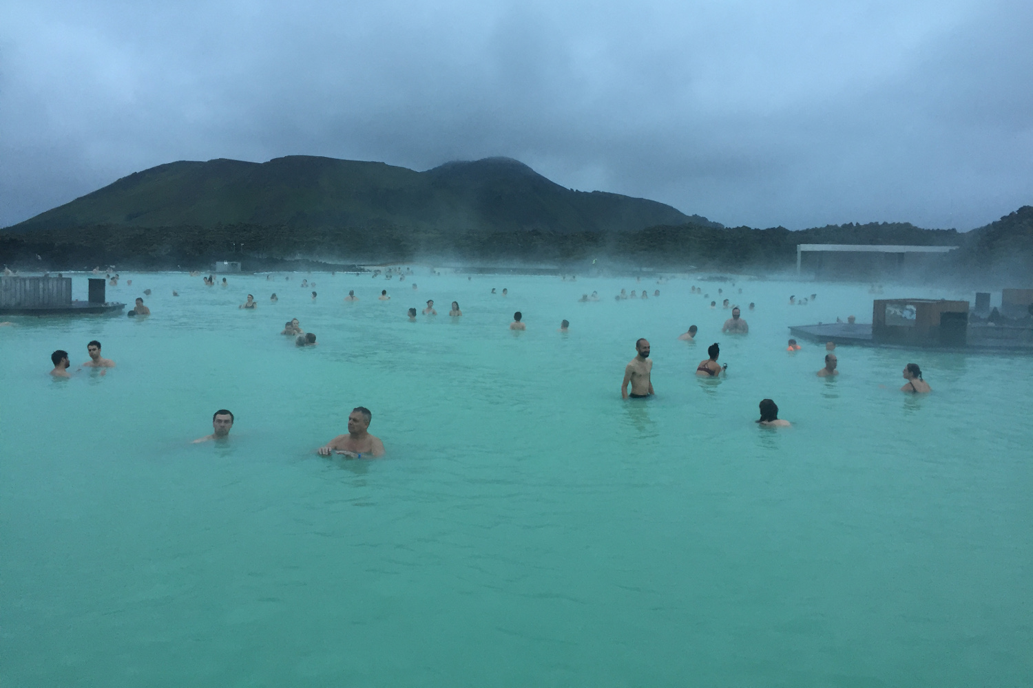 Luxury Travel Iceland Blue Lagoon Hot Springs
