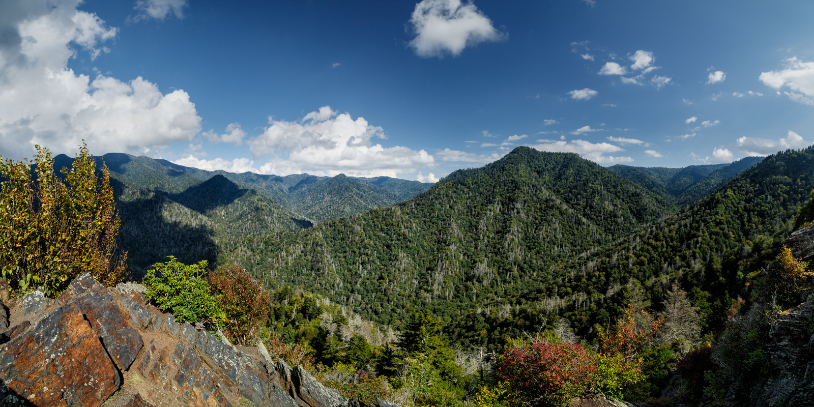 United States America Things To Do Mount LeConte