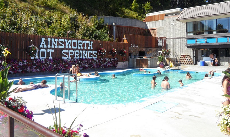 Ainsworth Hot Spring