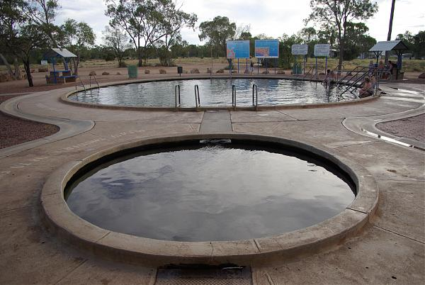 Artesian Bore Baths Australia