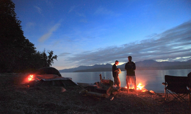 Harrison Hot Springs Camping