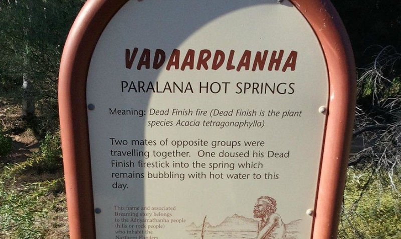 Paralana Thermal Springs