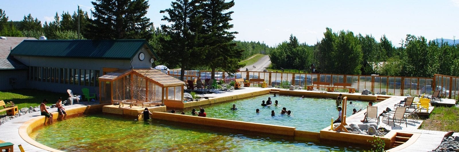 Takhini Hot Springs