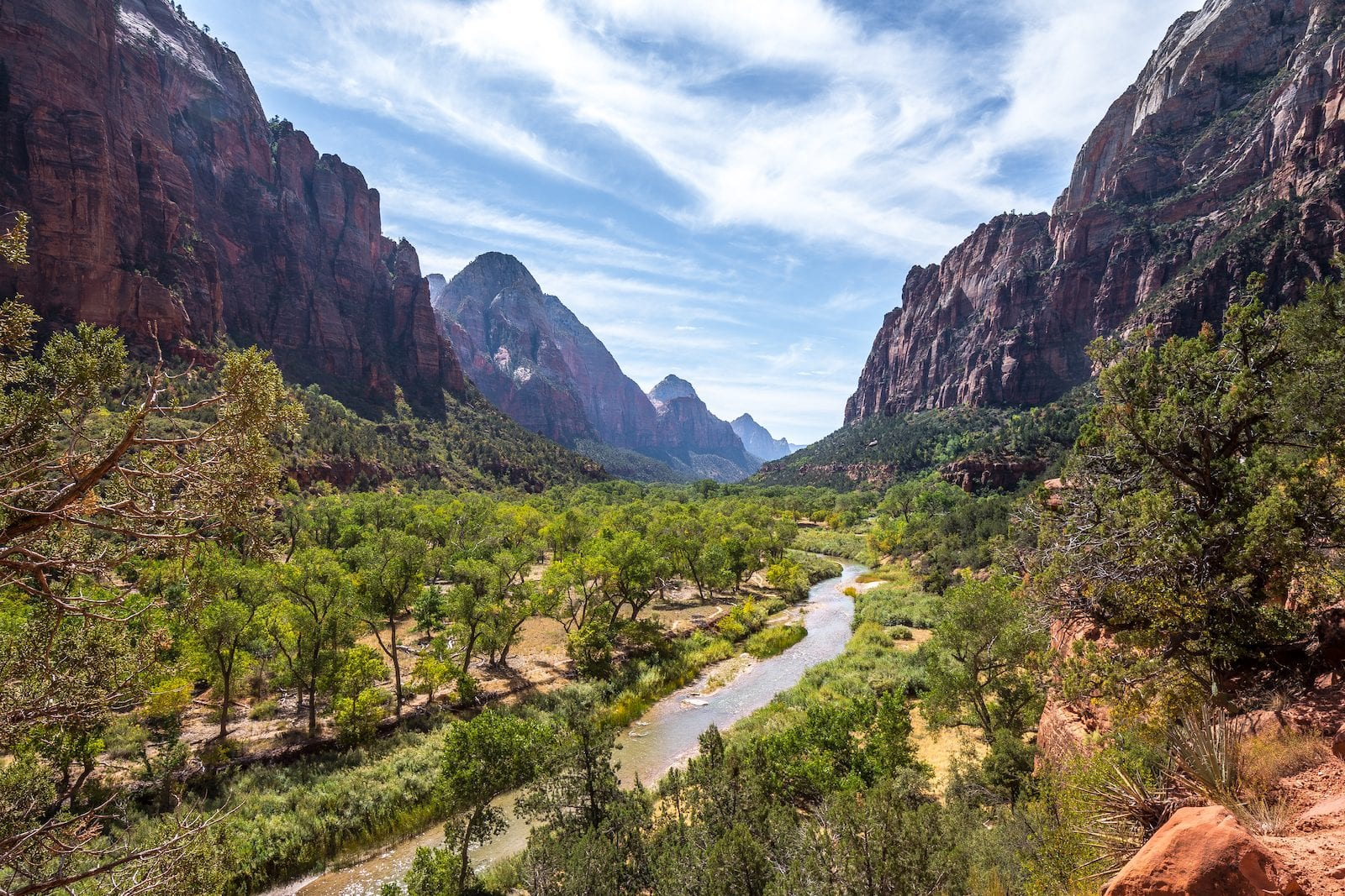 Utah - Zion National Park, USA