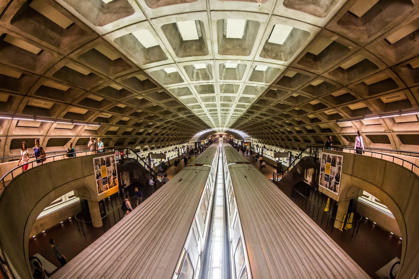 Washington metro, USA