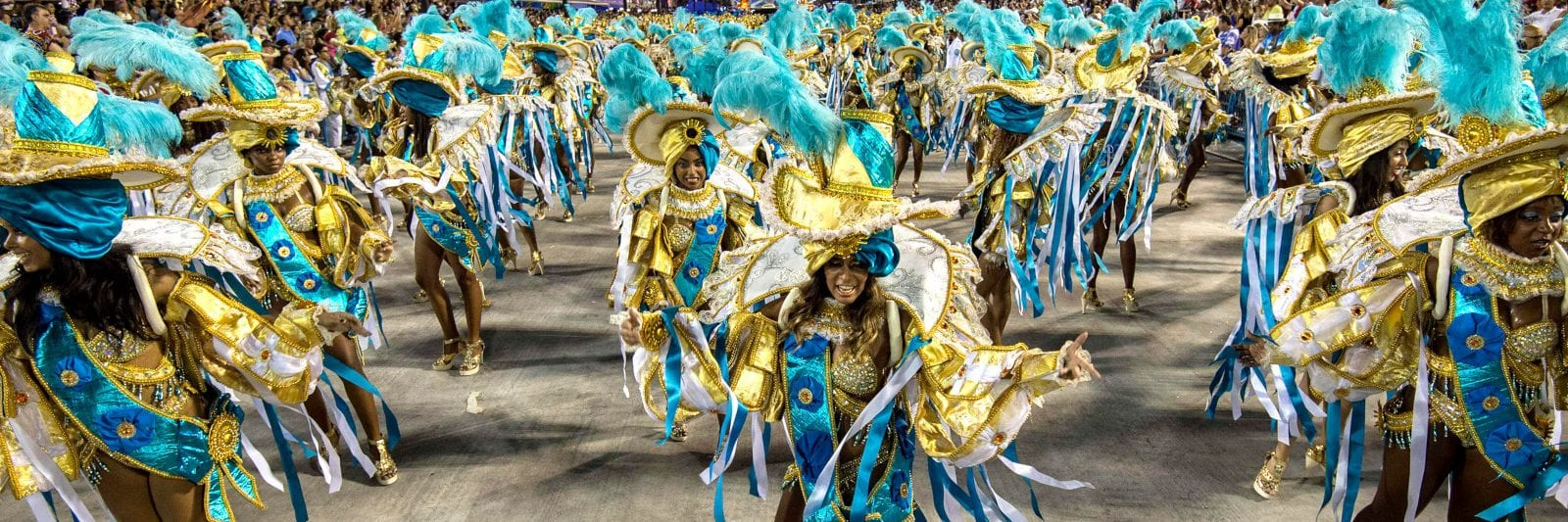 Best Annual Events Carnival Rio Brazil