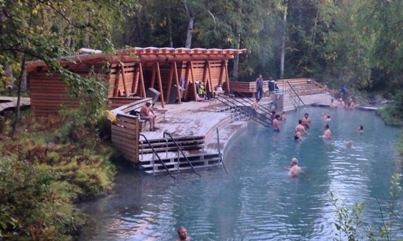 fort liard hot springs