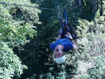 Safe Travel Adventure Zip Line Tour Volcan Mombacho