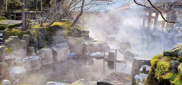 tasmania hot springs