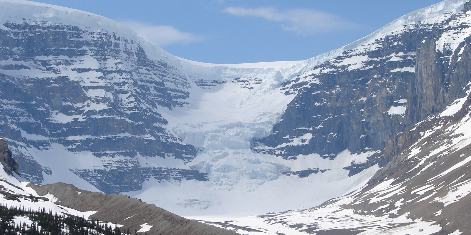 Columbia Icefield <br>Campground