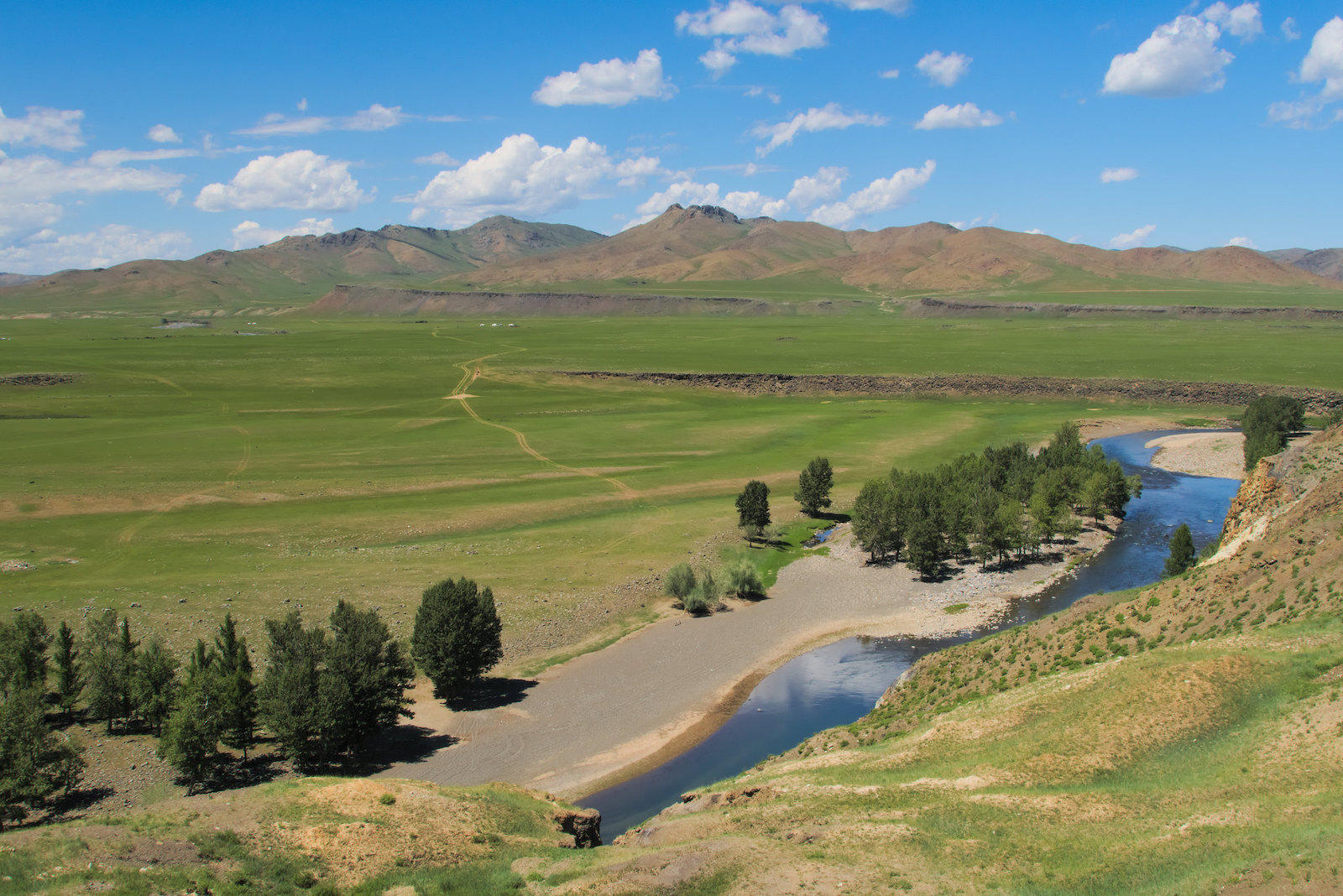 Orkhon Valley, Mongolia