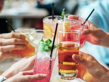 how to say cheers in French