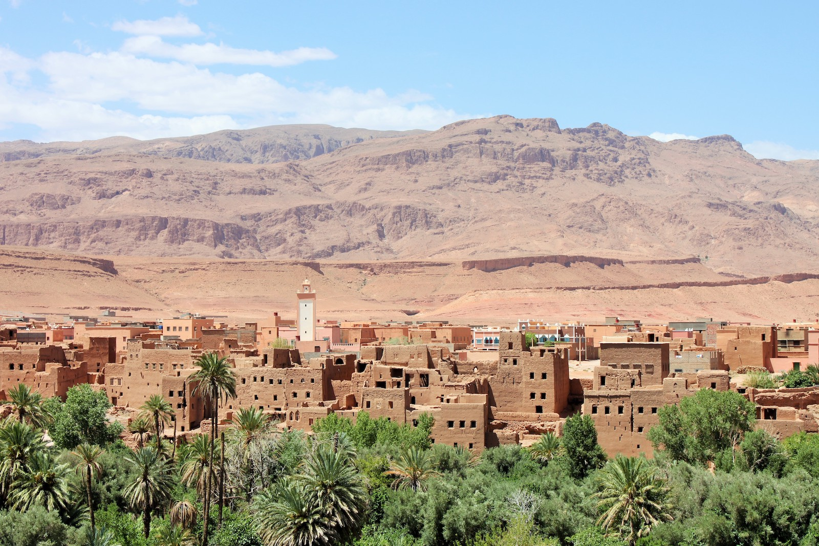 Draa Valley, Morocco