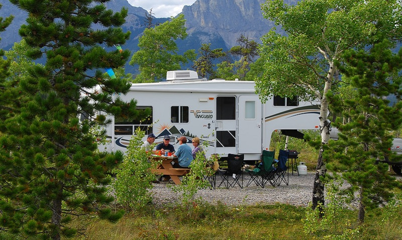 Kananaskis Campground