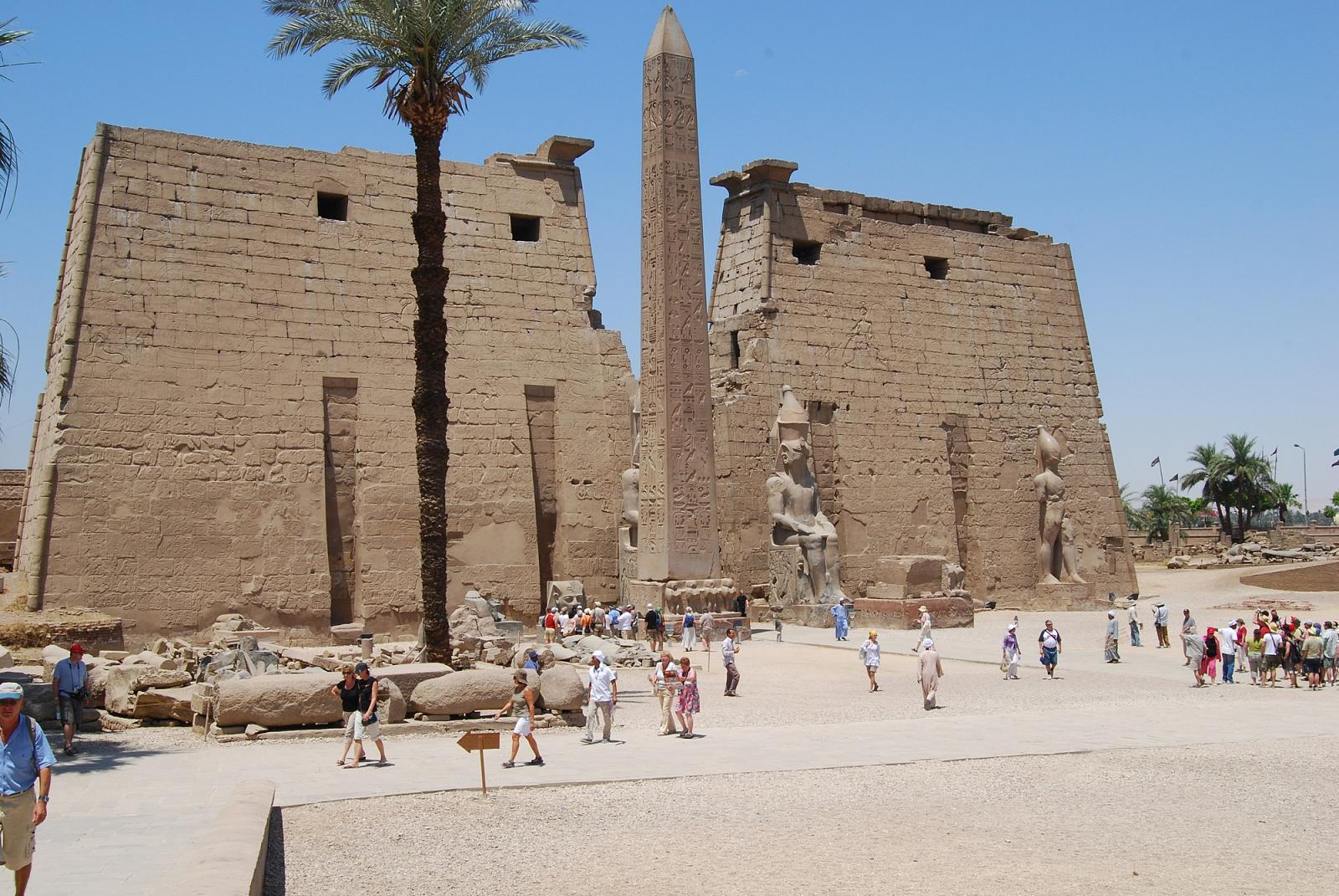 Luxor temple, Ygypt