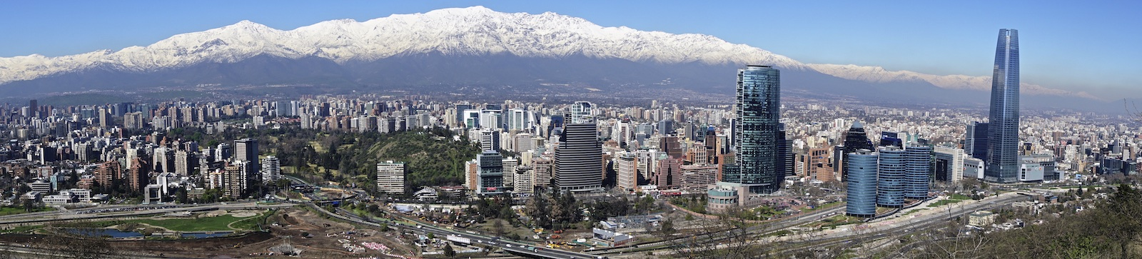 Santiago city, Chile