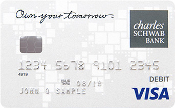 Charles Schwab High Yield Investor Account Debit Card