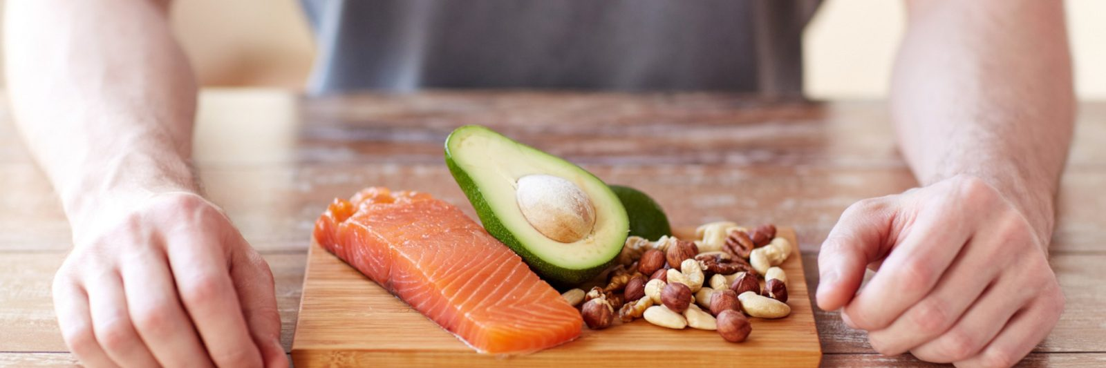 6 Pack Abs Diet Fish Avocado Nuts