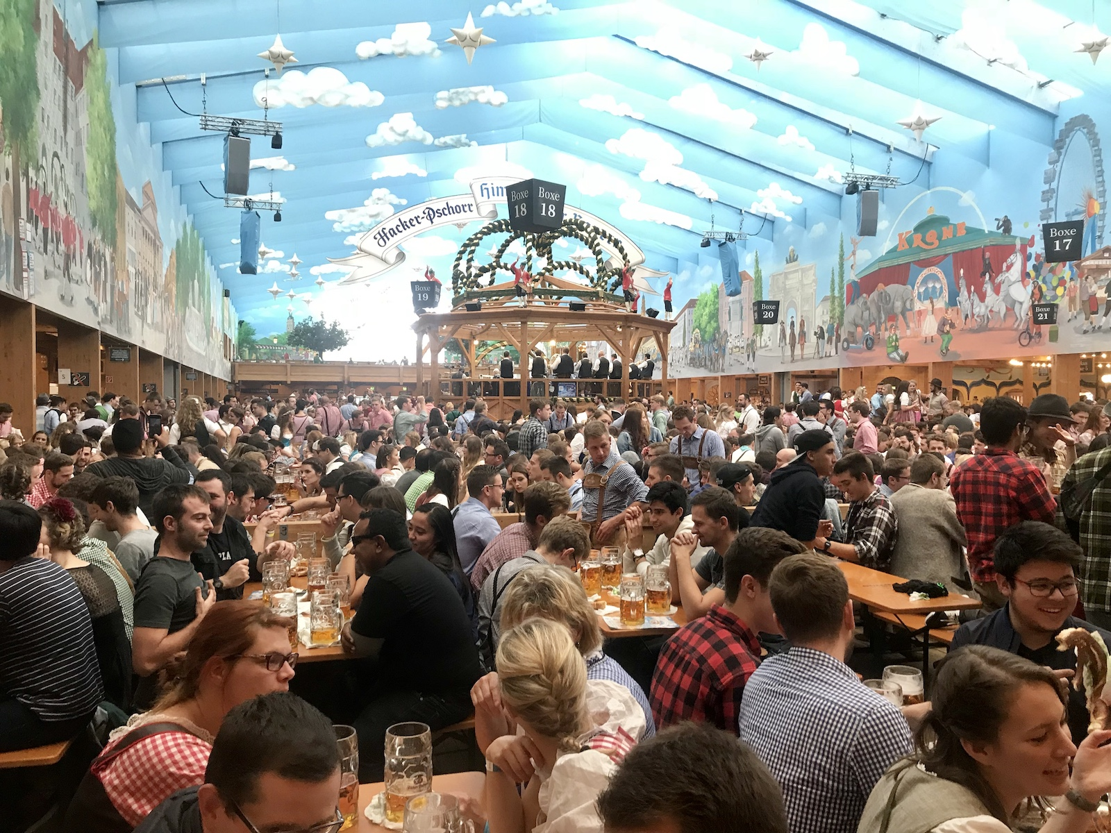 Oktoberfest in Germany