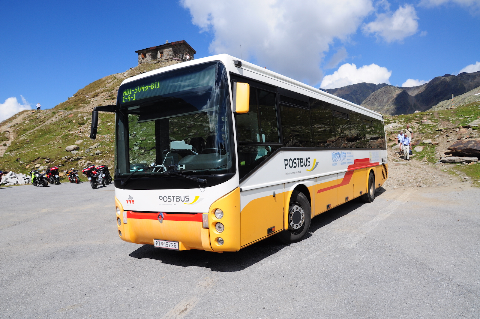 Bus of Austria