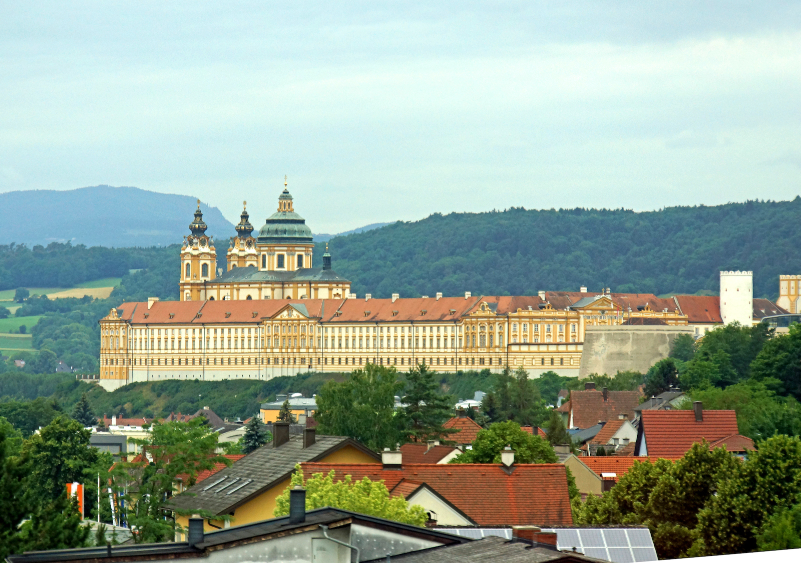Melk Benedictine Abbey, Austria