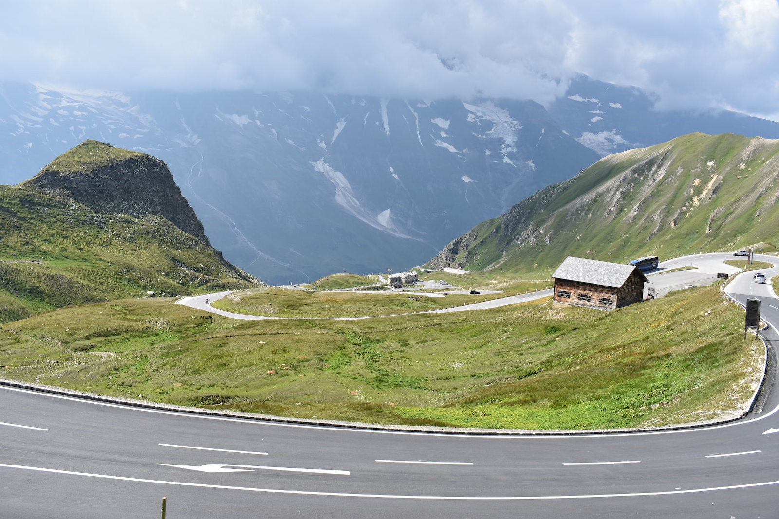 The Grossglockner Road, CO