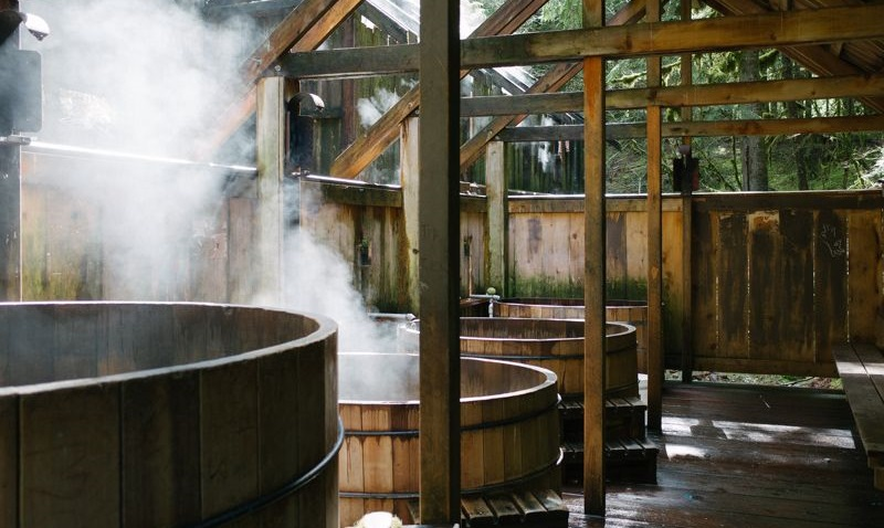 Bagby Hot Springs Oregon