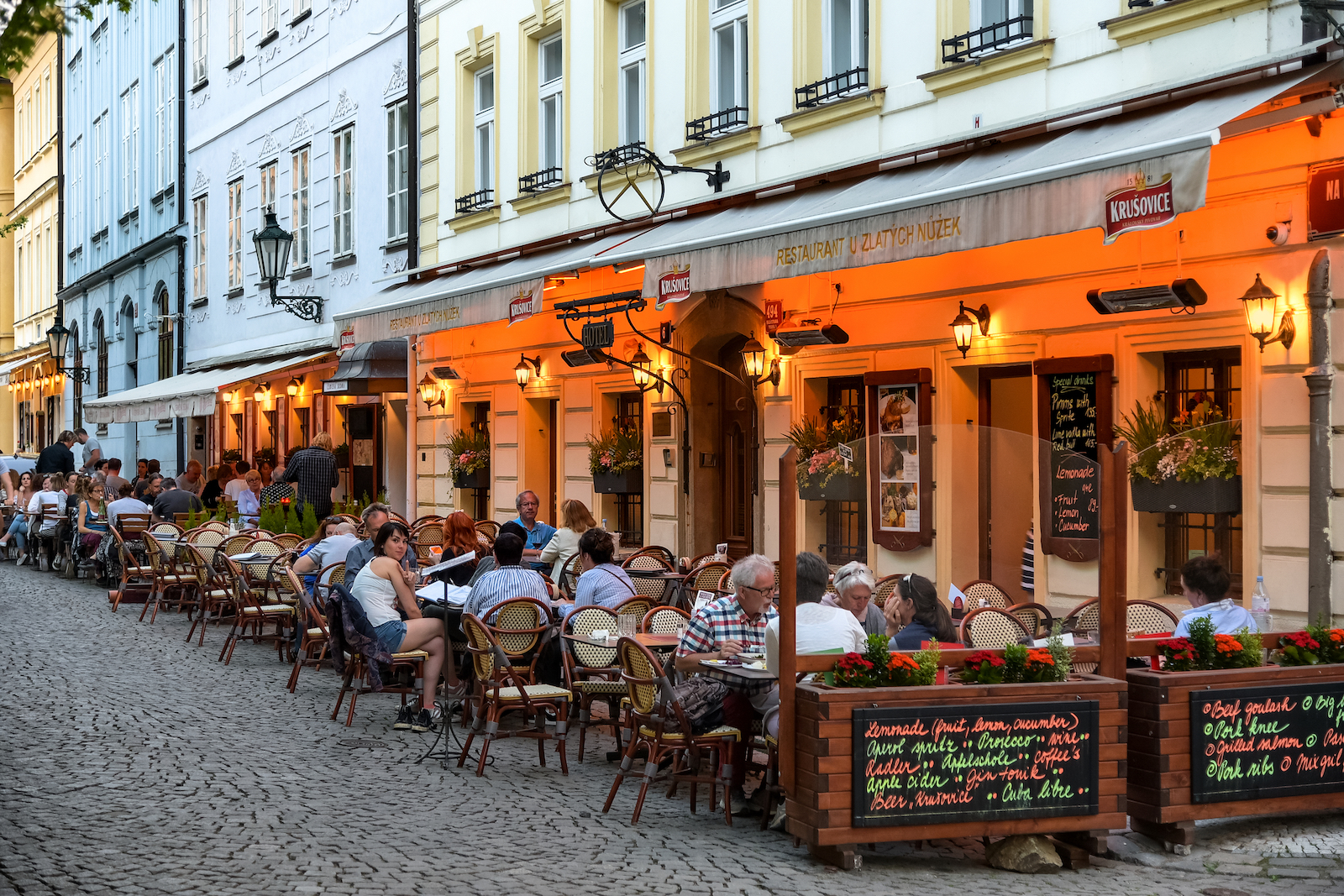 Czech Republic restaurant