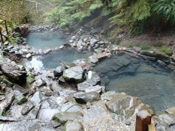 Terwilliger Hot Springs Oregon USA