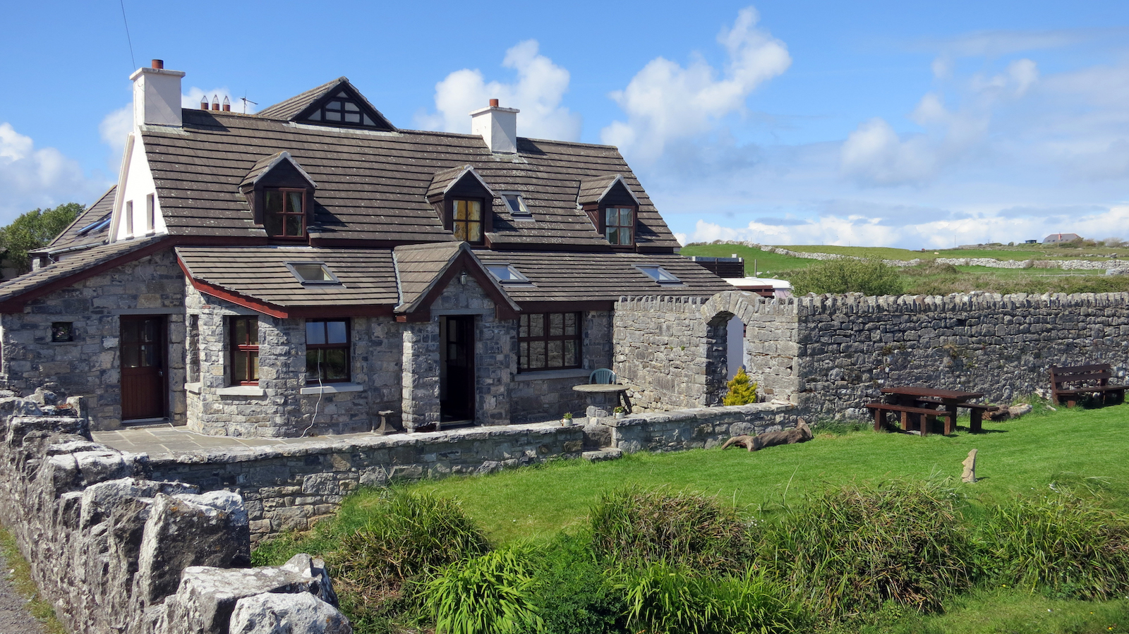 Aille River Hostel in Doolin, Ireland