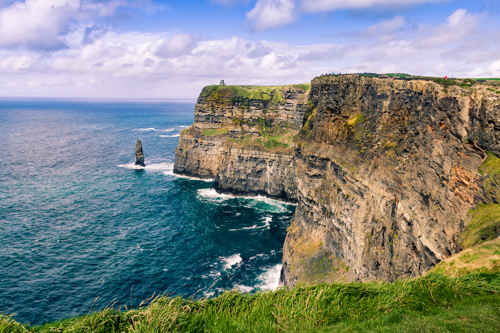 Clifs of Moher in Ireland