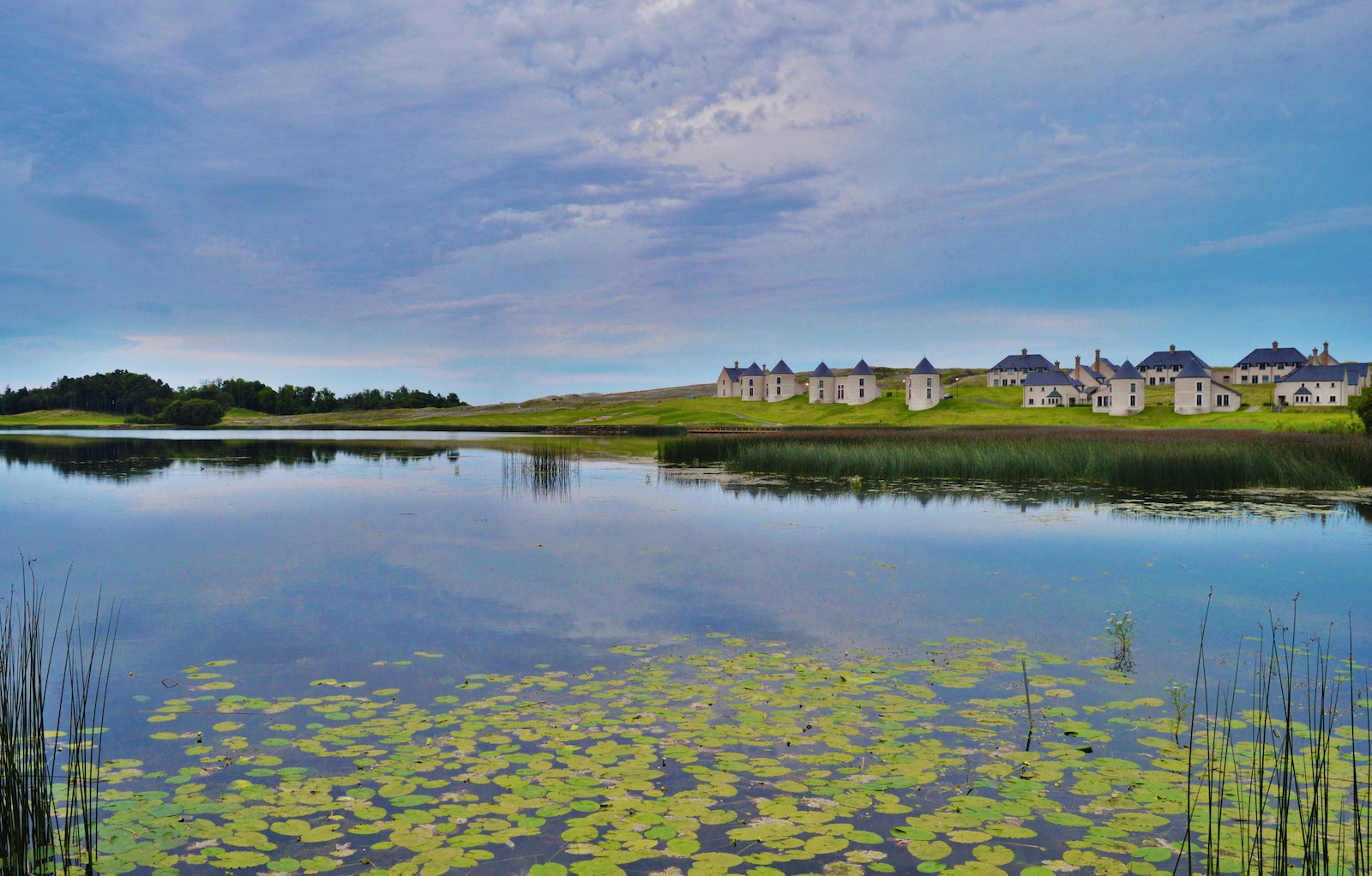 Lough Erne resort, Ireland