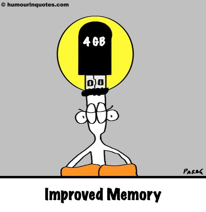Download Free Photos Improved Memory Cartoon