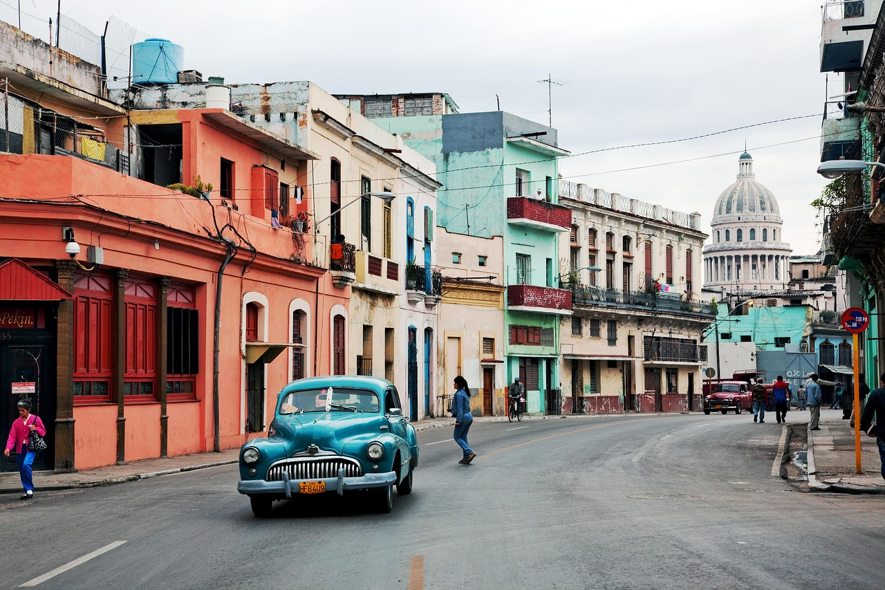 Download Free Photos Cuba Havana Old Car