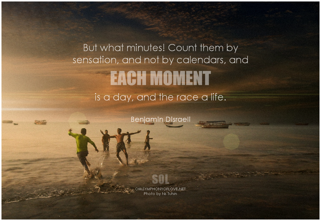 Mindfulness Each Moment Kids Play Soccer On Beach