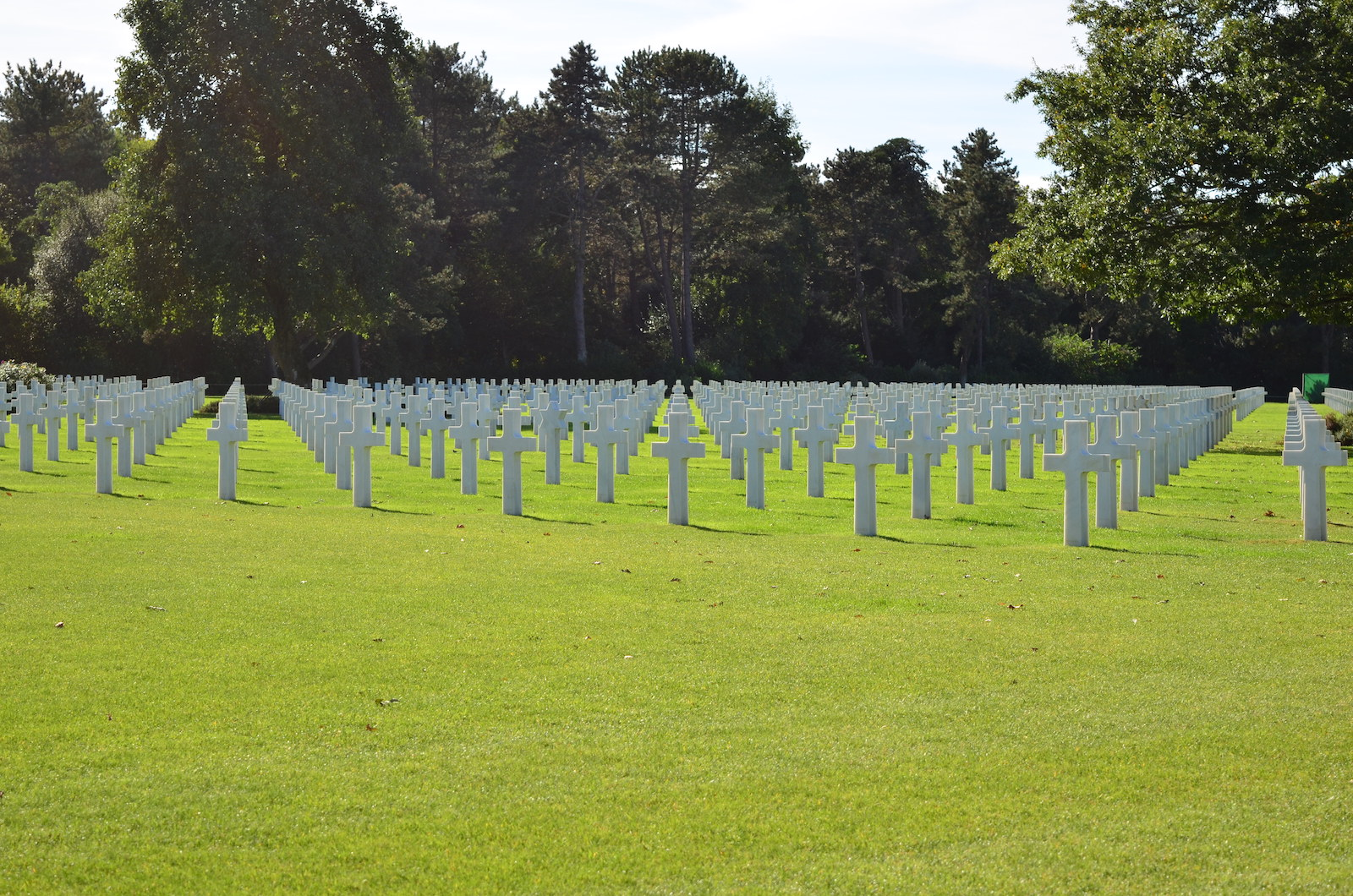 France Travel Guide Normandy American Cemetery Memorial