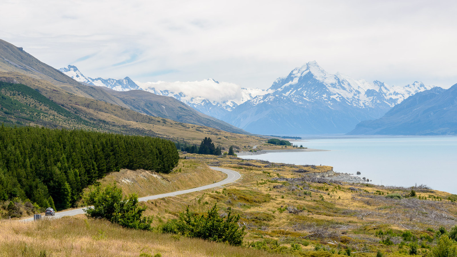 New Zealand - Mount Cook