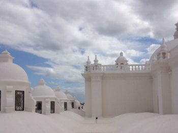 White Cathedral, Nicaragua